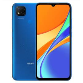 Xiaomi Redmi 9C 64GB 3GB Dual kék,1 év garancia