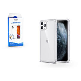 Apple iPhone 11 Pro ütésálló hátlap - ESR Cloud Armor Strong Matte Case with Tough Corners - matt átlátszó