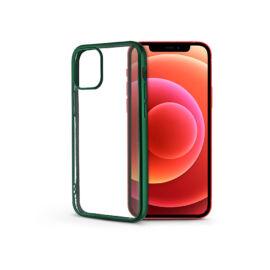 Apple iPhone 12 Mini szilikon hátlap - Electro Matt - zöld
