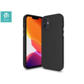 Apple iPhone 12 Mini ütésálló hátlap - Devia Kimkong Series Case - black