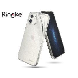 Apple iPhone 12/12 Pro hátlap - Ringke Air - glitter clear