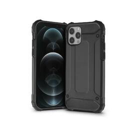 Apple iPhone 12/12 Pro ütésálló hátlap - Armor - fekete
