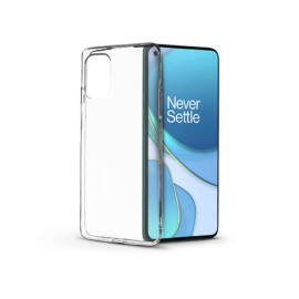 OnePlus 8T 5G szilikon hátlap - Soft Clear - transparent