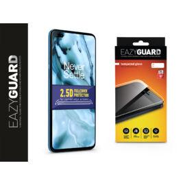 OnePlus Nord gyémántüveg képernyővédő fólia - Diamond Glass 2.5D Fullcover - fekete