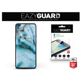 OnePlus Nord képernyővédő fólia - 2 db/csomag (Crystal/Antireflex HD)