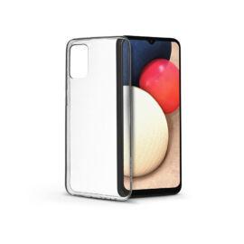 Samsung A025F Galaxy A02s szilikon hátlap - Soft Clear - transparent