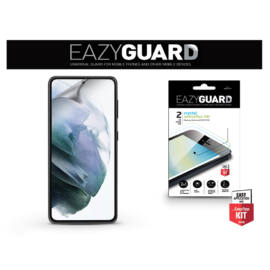 Samsung G990F Galaxy S21 képernyővédő fólia - 2 db/csomag (Crystal/Antireflex HD)