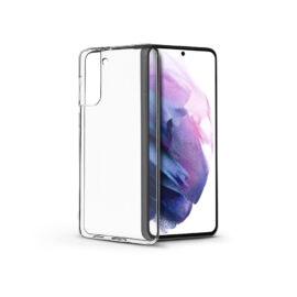 Samsung G996F Galaxy S21+ szilikon hátlap - Soft Clear - transparent