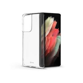 Samsung G998F Galaxy S21 Ultra szilikon hátlap - Roar All Day Full 360 - transparent