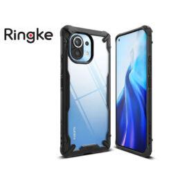 Xiaomi Mi 11 ütésálló hátlap - Ringke Fusion X - black