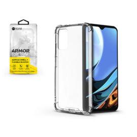 Xiaomi Redmi 9T szilikon hátlap - Roar Armor Gel - transparent
