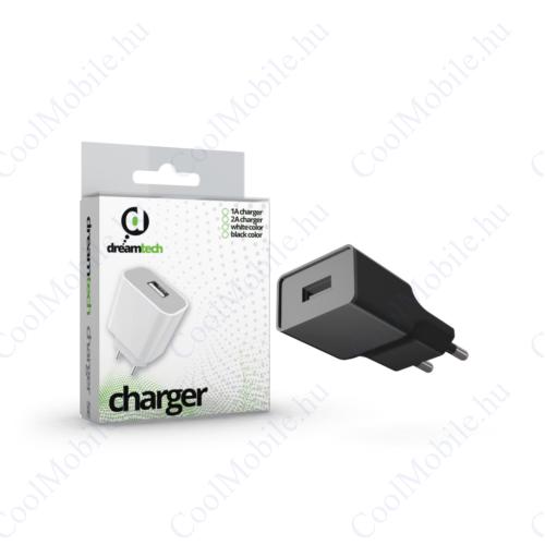 Dreamtech Charger Black (2A)