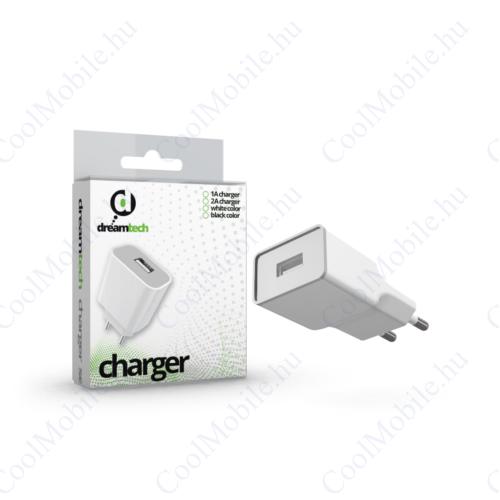 Dreamtech Charger White (1A)