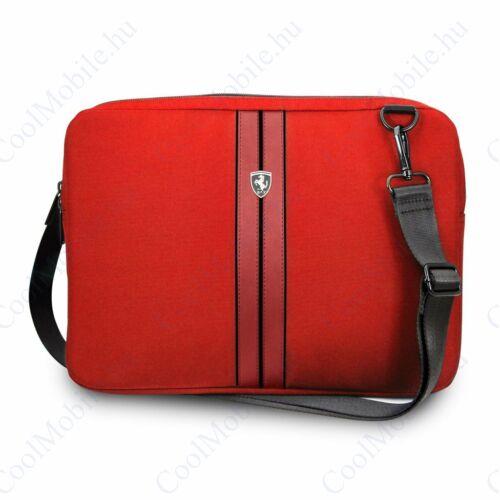 """Ferrari laptop táska piros 13"""" (FEURCSS13RE)"""