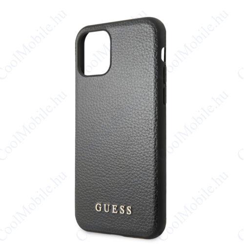 Guess tok Fekete (GUHCN58IGLBK) Apple iPhone 11 Pro készülékhez