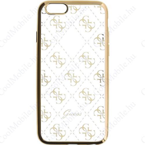 Guess tok Arany (GUHCP6TR4GG) Apple iPhone 6 / 6S készülékhez
