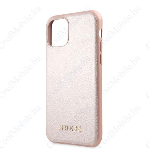Guess tok Rózsaszín (GUHCN58IGLRG) Apple iPhone 11 Pro készülékhez
