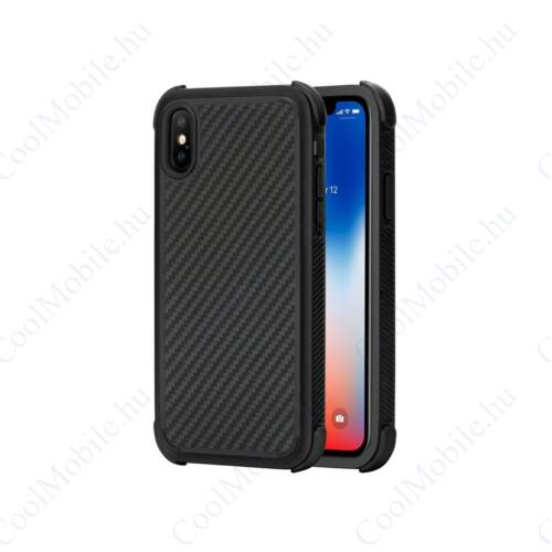 Pitaka MagCase Pro Fekete / Szürke Apple iPhone X