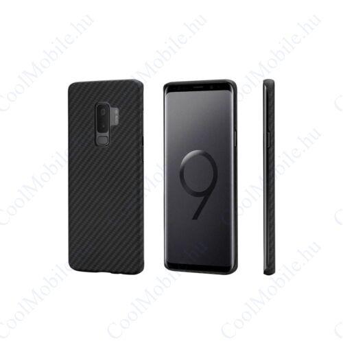 Pitaka tok Black / Gray Twill (KS9001S) Samsung S9+ készülékhez