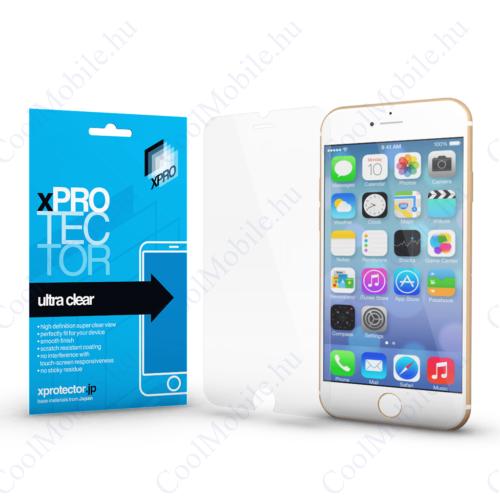 Xprotector Ultra Clear kijelzővédő fólia Samsung J4+ 2018 készülékhez
