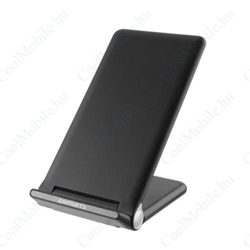 4smarts VoltBeam vezeték nélküli gyorstöltő 15W, fekete