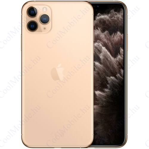Apple Iphone 11 Pro Max 64GB arany
