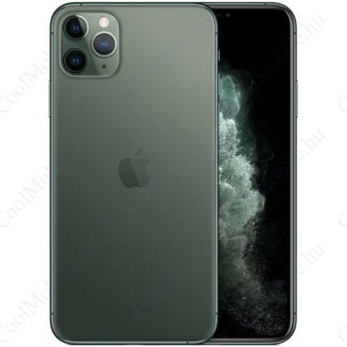 Apple Iphone 11 Pro Max 64GB éjzöld