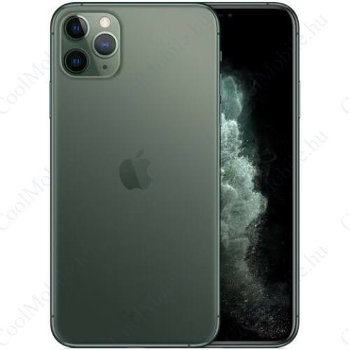 Apple Iphone 11 Pro Max 256GB éjzöld
