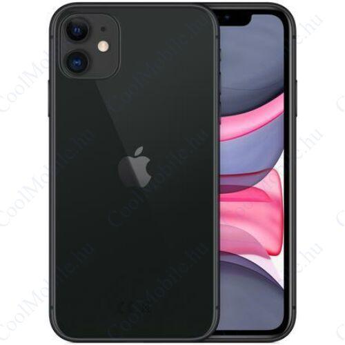 Apple Iphone 11 256GB fekete