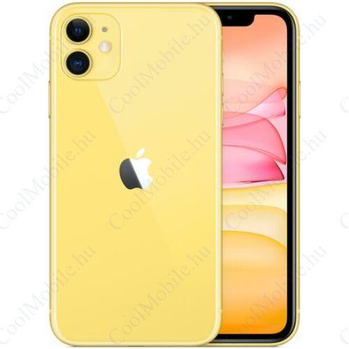 Apple Iphone 11 128GB sárga