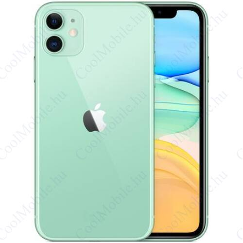 Apple Iphone 11 64GB zöld