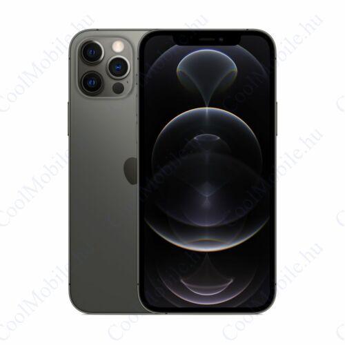 Apple Iphone 12 Pro Max 128GB szürke, kártyafüggetlen, Gyártói garancia