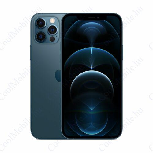 Apple Iphone 12 Pro Max 128GB kék, kártyafüggetlen, Gyártói garancia