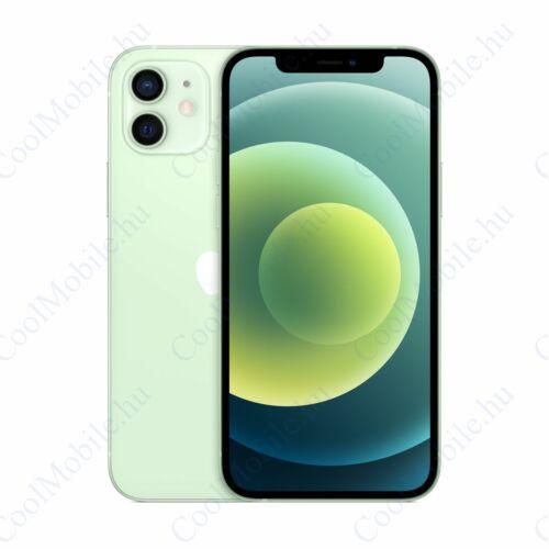 Apple Iphone 12 mini 256GB zöld, kártyafüggetlen, Gyártói garancia