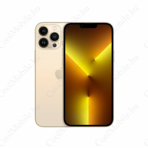 Apple iPhone 13 Pro Max 128GB Arany