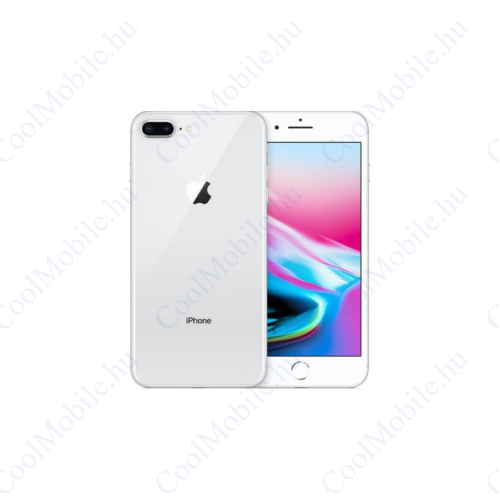 Apple iPhone 8 Plus 64GB ezüst