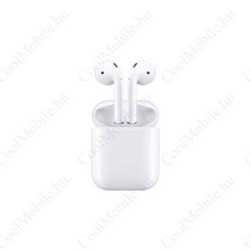 Apple Airpods MMEF2 fehér