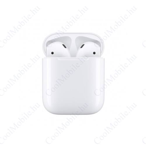 Apple AirPods töltőtokkal MV7N2ZM bluetooth headset, 2. generáció