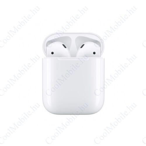 Apple AirPods töltőtokkal MV7N2ZM bluetooth headset, 2. generáció