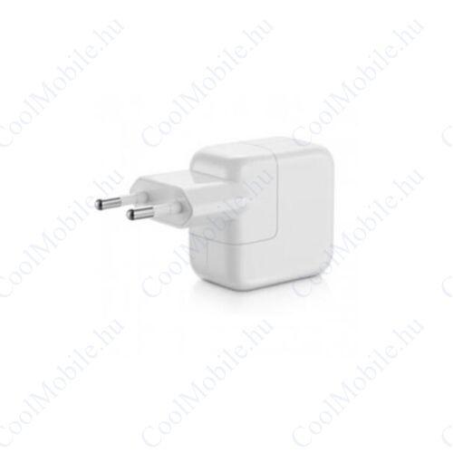 Apple hálózati töltő adapter, MD836, 12W, fehér
