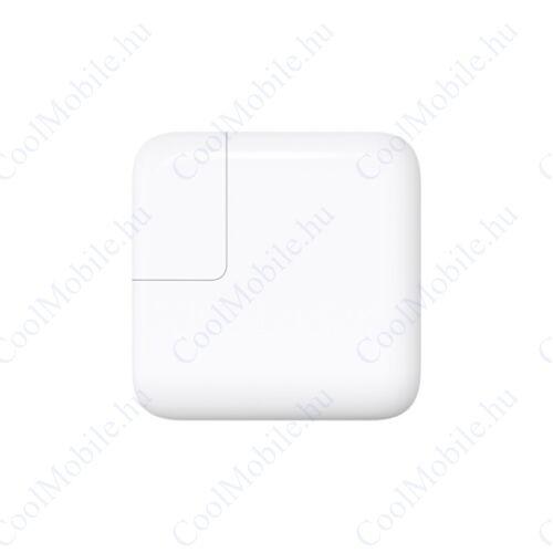Apple hálózati töltő adapter, USB Type-C, 30W, fehér