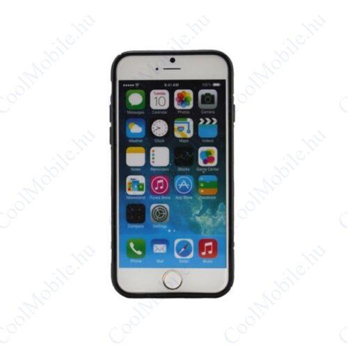 Apple iPhone 6/6S szilikon tok S-line, fekete