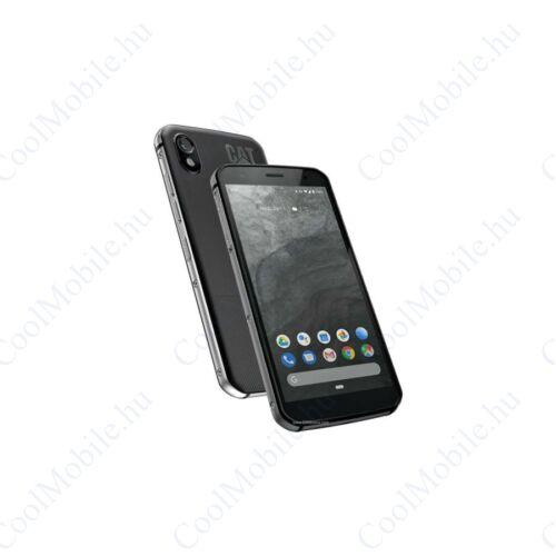 Caterpillar S52 64GB Dual SIM, fekete, Kártyafüggetlen,Gyártói garancia