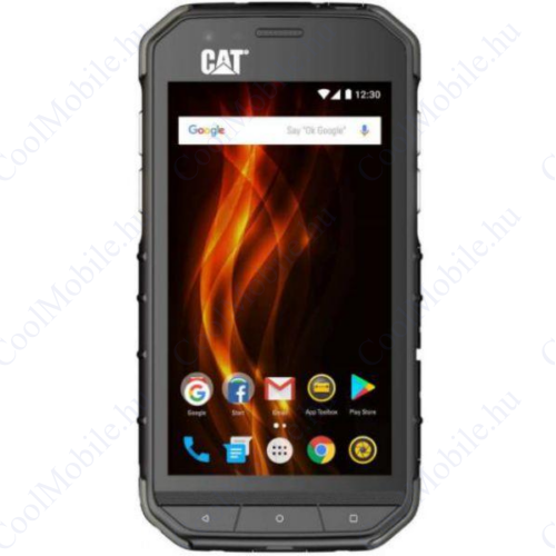 Caterpillar S31 16GB Dual SIM, fekete