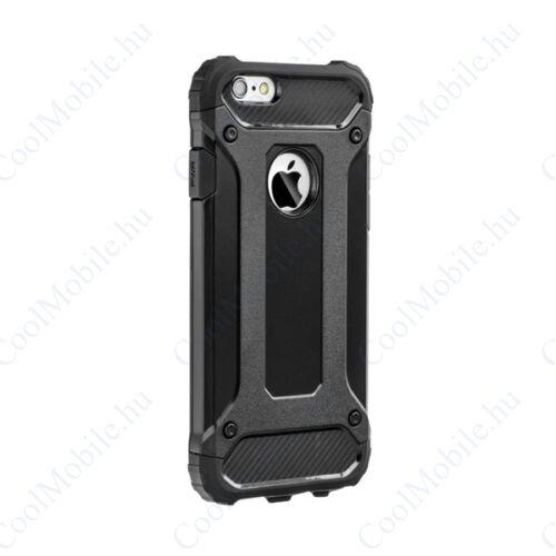 Forcell Armor hátlap tok Samsung A530 Galaxy A8 (2018), fekete