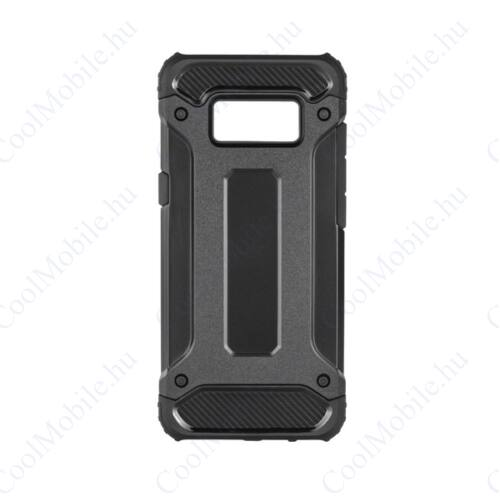 Forcell Armor hátlap tok Samsung G950 Galaxy S8, fekete