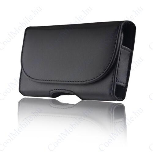 Forcell Classic 100A univerzális övre tehető tok, (Samsung Galay Note 3), XXXL