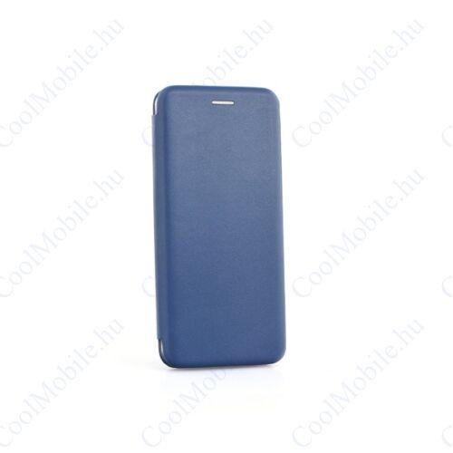 Forcell Elegance oldalra nyíló hátlap tok Samsung J530 Galaxy J5 (2017), kék