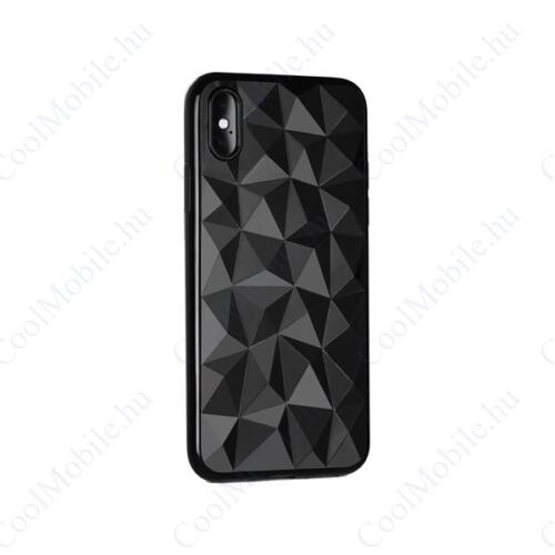 Forcell Prism hátlap tok Huawei Mate 20, fekete