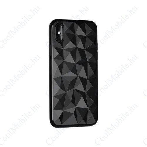 Forcell Prism hátlap tok Samsung J415 Galaxy J4+, fekete